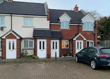 Thumbnail 2 bed maisonette for sale in Kingfisher Close, Stalham, Norwich