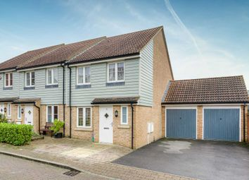 Thumbnail 3 bed end terrace house for sale in Davis Grove, Oxley Park, Milton Keynes