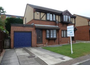 Thumbnail 2 bed semi-detached house to rent in St. Michaels Green, Normanton