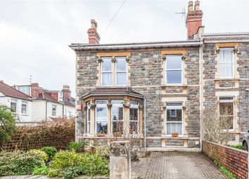Thumbnail 5 bed end terrace house for sale in Broadway Road, Bishopston, Bristol
