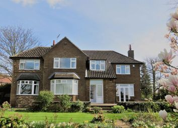 Thumbnail 4 bed detached house for sale in Barton Road, Wrawby, Brigg