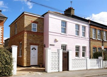 Thumbnail 3 bed end terrace house for sale in Thornton Road, Wimbledon