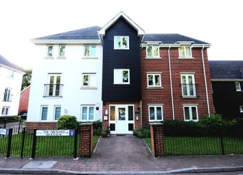 Thumbnail 2 bed flat for sale in The Orchard, Dibden, Southampton