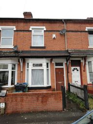 Thumbnail 2 bed terraced house to rent in Drayton Road, Bearwood, Smethwick