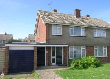 Thumbnail 3 bed semi-detached house for sale in Brook Street, Polegate