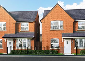 """Thumbnail 4 bed property for sale in """"The Davies At Vincent Court"""" at Fishers Green, Fishers Green Road, Stevenage"""