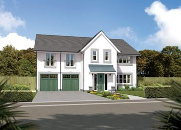 "Thumbnail 5 bedroom detached house for sale in ""Thornewood"" at Crathes, Banchory"