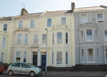 Thumbnail 1 bedroom flat to rent in Stuart Road, Stoke, Plymouth