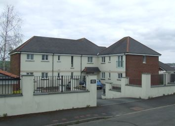 Thumbnail 2 bed flat to rent in Park Avenue, Sticklepath, Barnstaple