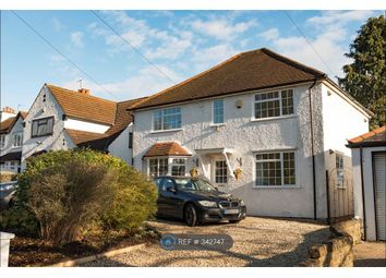 Thumbnail 4 bed detached house to rent in Sheepcot Lane, Watford
