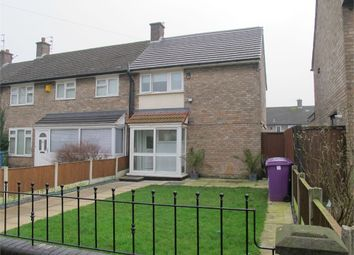 Thumbnail 3 bed end terrace house for sale in Mildenhall Way, Liverpool, Merseyside
