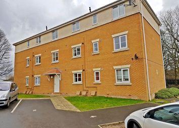 Thumbnail 2 bedroom flat for sale in Burdon Court, Horden, Peterlee