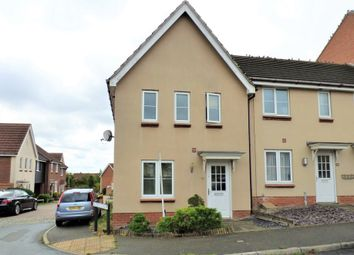 Thumbnail 3 bed end terrace house for sale in Hales Barn Road, Haverhill