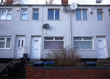 Thumbnail 2 bed terraced house to rent in Kimberley Road, Smethwick