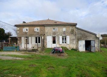 Thumbnail 4 Bed Property For Sale In St Thomas De Conac, Charente