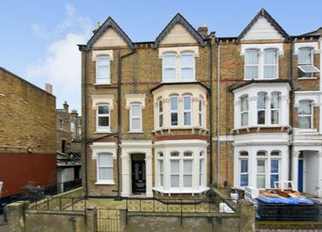 Thumbnail 3 bed flat for sale in Burton Road, London