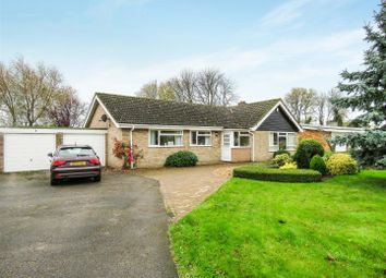 Thumbnail 4 bed detached bungalow for sale in Lancaster Close, Old Hurst, Huntingdon