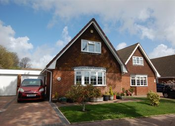 Thumbnail 3 bedroom detached house for sale in Falconbury Drive, Bexhill-On-Sea, East Sussex