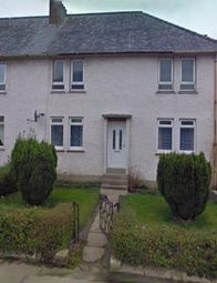 Thumbnail 1 bed terraced house to rent in Turnberry Drive, Bellfield, Kilmarnock KA1,