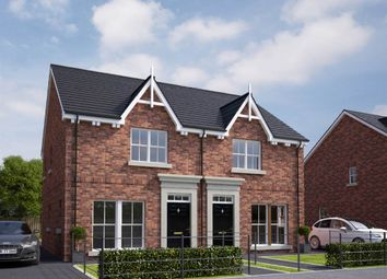Thumbnail 3 bed semi-detached bungalow for sale in 50, Lady Wallace Square, Lisburn