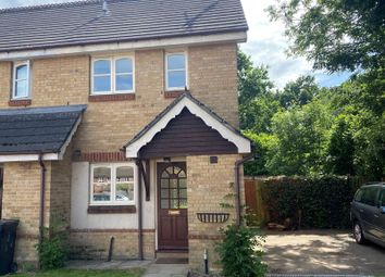 Thumbnail 2 bed terraced house for sale in Bryer Close, Chard
