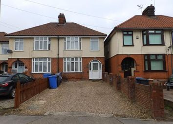 Thumbnail 3 bedroom semi-detached house for sale in Felixstowe Road, Ipswich