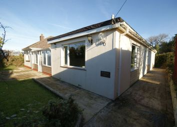 Thumbnail 3 bed bungalow for sale in Four Winds, Bodmin
