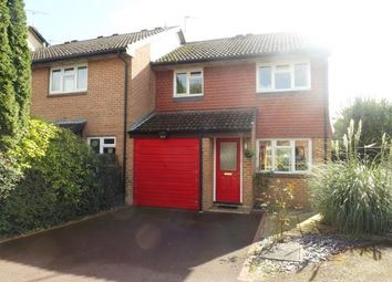 Thumbnail 3 bed end terrace house for sale in Shelley Drive, Broadbridge Heath, Horsham, West Sussex