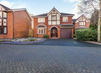 Thumbnail 4 bed detached house for sale in Old Oak Gardens, Walton-Le-Dale, Preston, Lancashire