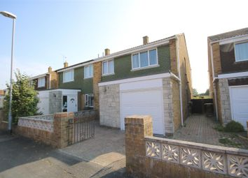 Thumbnail 3 bed semi-detached house for sale in Dunlin Close, Southsea