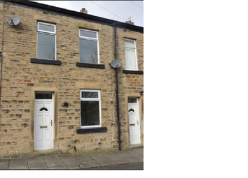Thumbnail 2 bed end terrace house to rent in Bennett Street, Hollingworth