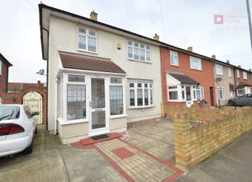 Thumbnail 3 bed end terrace house to rent in Marston Avenue, Dagenham
