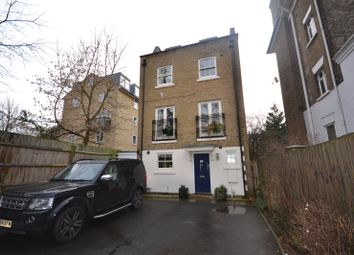 Thumbnail 4 bedroom detached house for sale in Leigham Court Road, Streatham, London