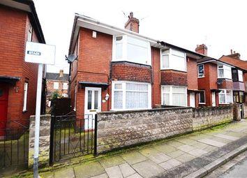 Thumbnail 2 bed semi-detached house for sale in Birks Street, Stoke, Stoke-On-Trent