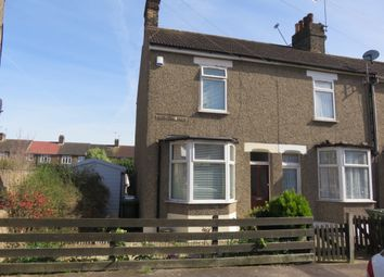 Thumbnail 2 bed end terrace house for sale in Richmond Road, Grays