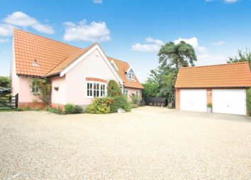Thumbnail 4 bed property for sale in Church Meadows, Waldringfield, Woodbridge