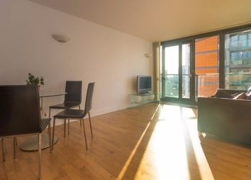 Thumbnail 1 bedroom flat to rent in Blackwall Way, London