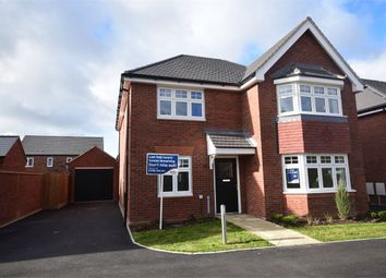 Thumbnail 5 bed detached house for sale in Windmill Drive, Hillmorton, Rugby, Warwickshire