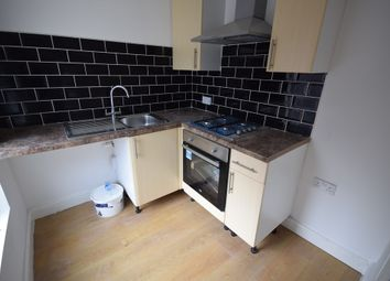 Thumbnail 1 bed flat to rent in Werrington Road, Bucknall, Stoke-On-Trent