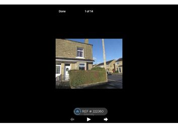 Thumbnail 3 bed terraced house to rent in Trinity Place, Bingley