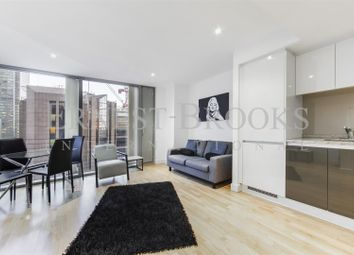 Thumbnail 1 bed flat to rent in Landmark East Tower, 22 Marsh Wall