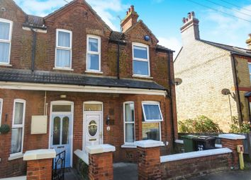 Thumbnail 3 bed end terrace house for sale in Crescent Road, Hunstanton