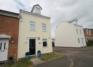 Thumbnail 3 bed end terrace house for sale in Stonechat, Aylesbury