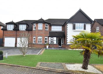5 bed detached house for sale in Oakfield Close, Bramhall, Stockport SK7