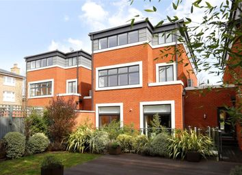 Thumbnail 5 bed link-detached house for sale in Edge Hill, Wimbledon Village