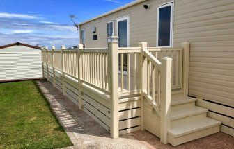 Thumbnail 2 bed mobile/park home for sale in Hoburne Holiday Park, Blue Anchor Bay Rd, Minehead, Somerset