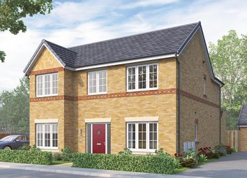 "Thumbnail 4 bed detached house for sale in ""The Tetbury"" at Greaves Lane, Stannington, Sheffield"