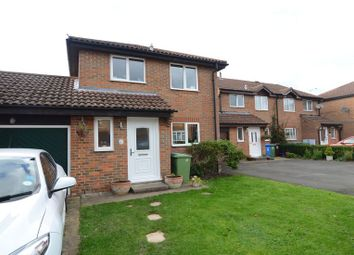 Thumbnail 3 bed link-detached house to rent in Maskell Way, Farnborough