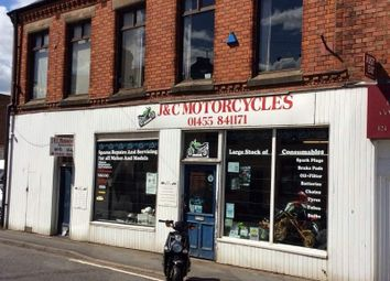 Thumbnail Parking/garage for sale in 124 High Street, Leicester