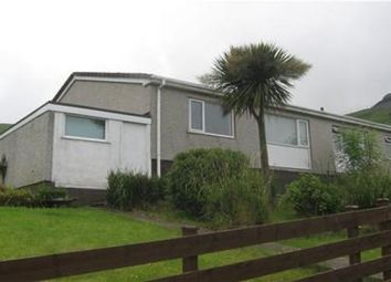 Thumbnail 2 bed semi-detached bungalow to rent in Merton Park, Penmaenmawr